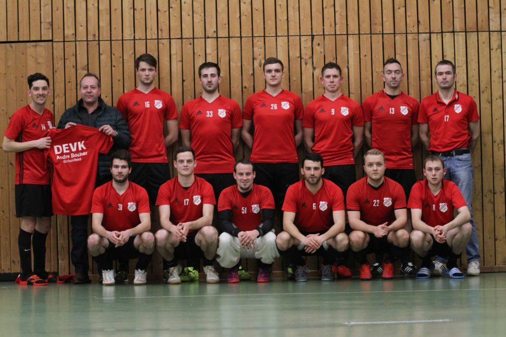 Unsere Mannschaft